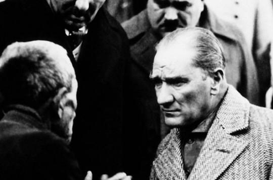 Yunanlılardan Atatürk İtirafı !