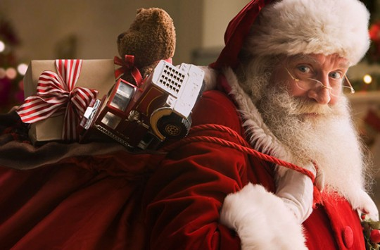 Bütün Dünyanın Tanıdığı Noel Baba Türk mü?