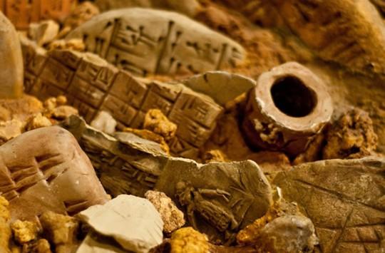 Arkeoloji Sonrasında Tarihe Işık Tutacak Enteresan Bulgular