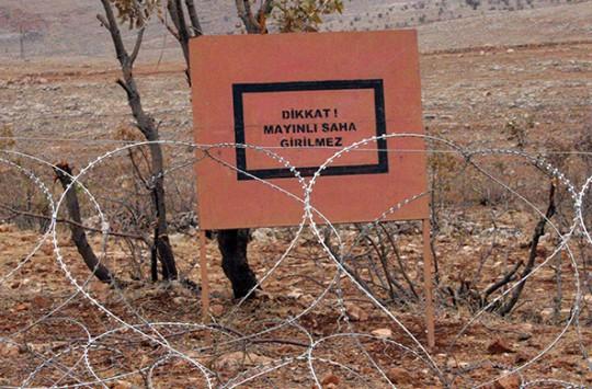 Türkiye'de Giremeyeceğiniz Girseniz de Çıkamayacağınız Yerler