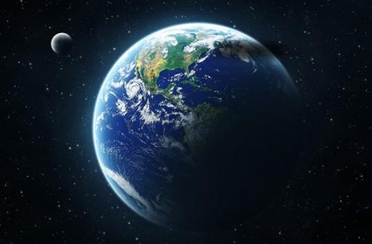 Dünya'da Zerre Bile Olmadığımızın İspatı