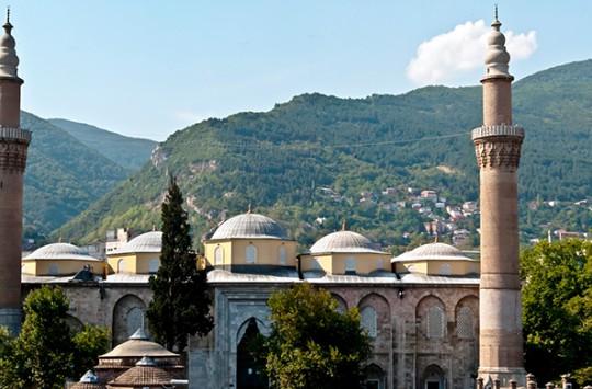 Bursa'da Kesinlikle Görülmesi Gereken Yerler