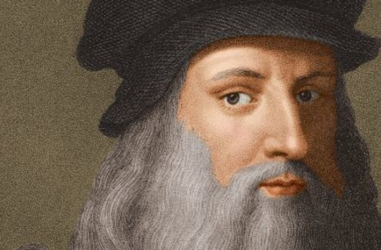 Leonardo Da Vinci'nin Gizlenen İcatları
