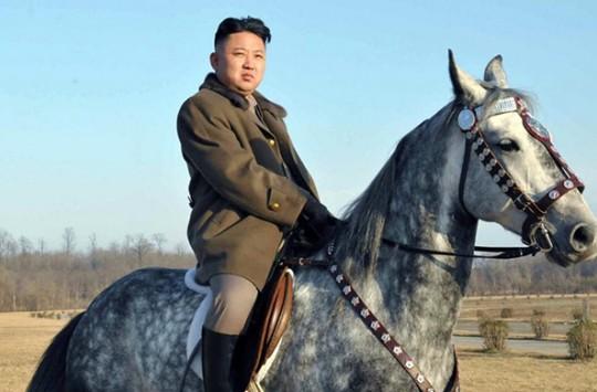 Meşhur Kuzey Kore Liderinin