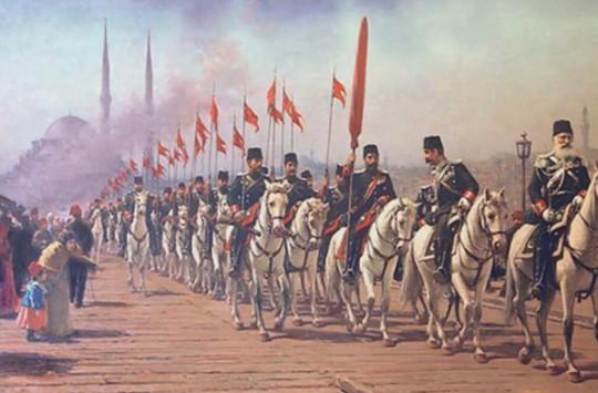 Hollanda'da Hristiyan Mezarlığında Bir Osmanlı Paşası!