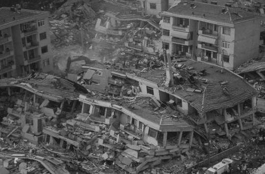 17 Ağustos  Gölcük Depremi
