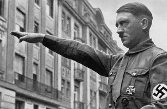 Adolf Hitlerin Duruşma Anı