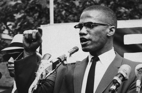 Hürriyet Aşığı Malcolm X