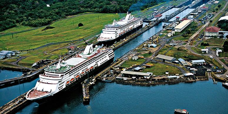 Bir Mühendislik Harikası Panama Kanalı