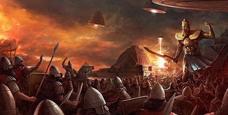 Dünyanın İlk Şehri Eridu Ve Anunnakiler