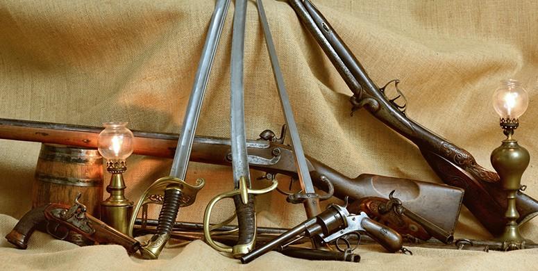 Geçmişte Kullanılan En Belalı Silahlar